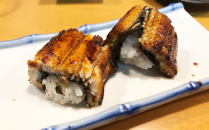 鰻@しんや寿司