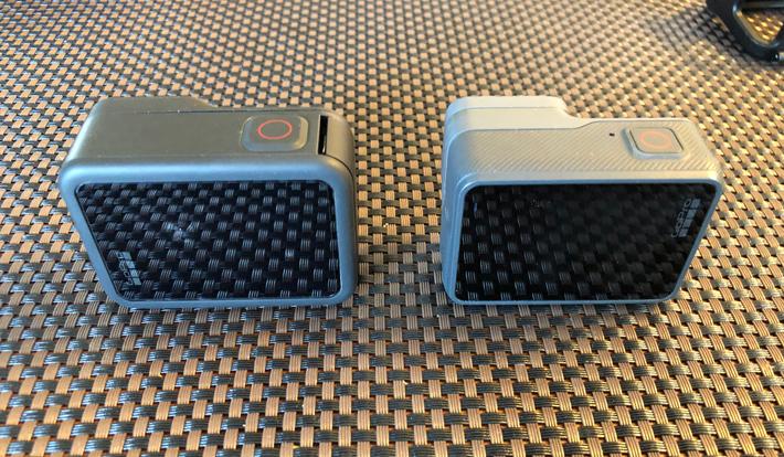 GoPro HERO8 とGoPro HERO5 の比較