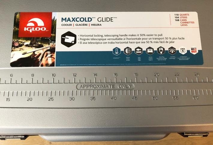 IgLoo (イグルー) MAXCOLD GLIDE 110QT