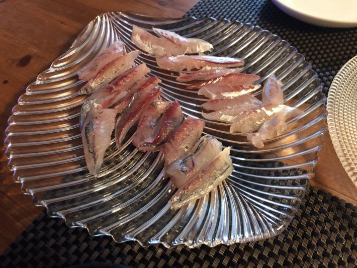 徳島県鳴門市 ウチノ海で釣れた鯵が美味かった件@細川渡船